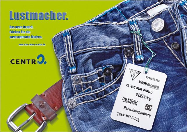 info for b7494 7f597 müllerpluszwo werbeagentur gbr: Referenzen Centro Oberhausen